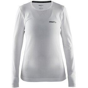 Craft W's Active Comfort Roundneck Longsleeve White